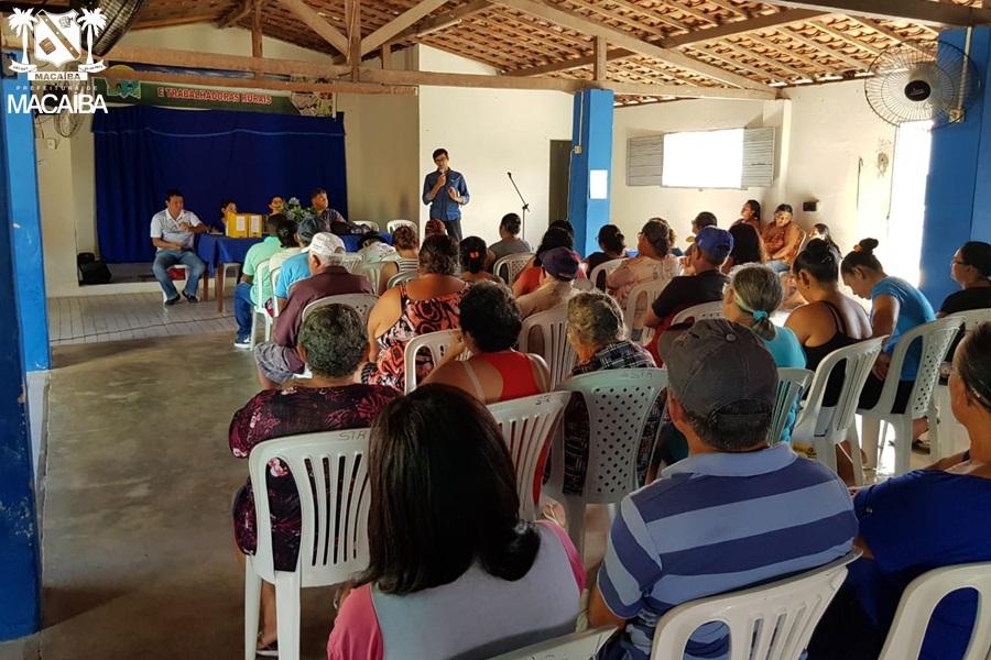 Vídeos da Prefeitura de Macaíba