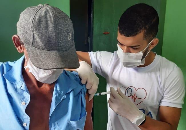 Prefeitura começa a vacinar pessoas em situação de rua | Prefeitura de  Macaíba